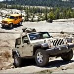 Jeep Wrangler permanecerá com carroceria sobre chassi