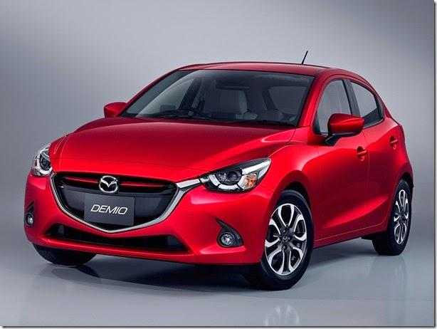 Mazda2 começa a ser fabricado no México