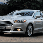 Ford Fusion está envolvido em recall