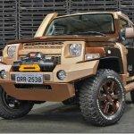 Troller T4 terá versões especiais no Salão do Automóvel