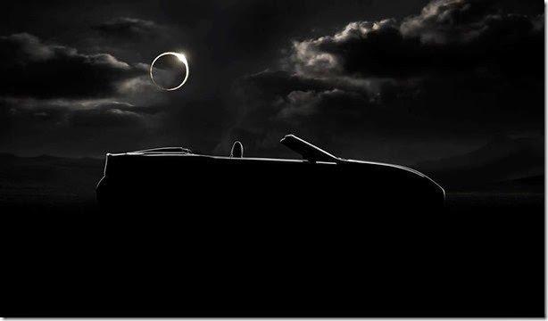 Lexus divulga teaser de conceito que antecipa seu futuro conversível