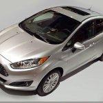 Ford apresenta Fiesta Titanium Plus, que chega em 2015