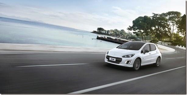 Peugeot lança 308 Quiksilver