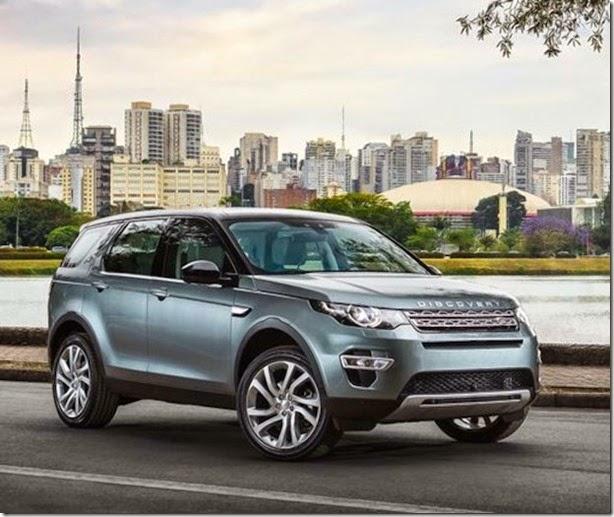 Land Rover lança pedra fundamental de sua fábrica em Itatiaia