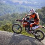 KTM inicia testes no Brasil