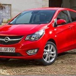 Opel KARL aparece na Europa e antecipa substituto do Celta