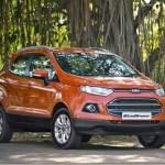 Ford EcoSport tem 20 mil unidades envolvidas em recall na Índia