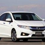 Honda lança City híbrido com câmbio de dupla embreagem por R$ 42,1 mil no Japão