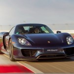 Porsche 918 Spyder está esgotado