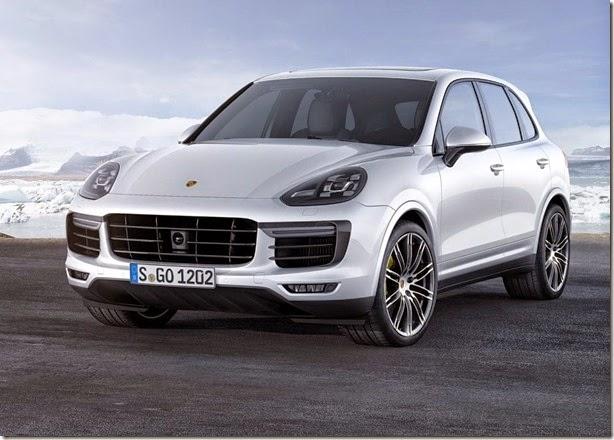 Porsche revela detalhes da próxima geração do Cayenne