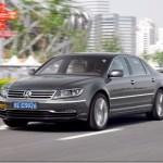 Novo Volkswagen Phaeton quer ser mais confortável que um Classe S