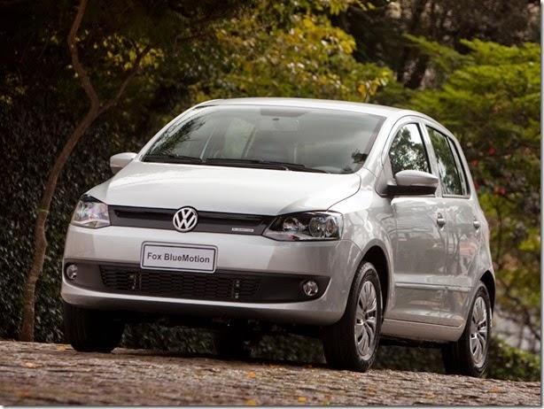 Volkswagen convoca recall para Fox, Cross Fox, Space Fox e Space Cross