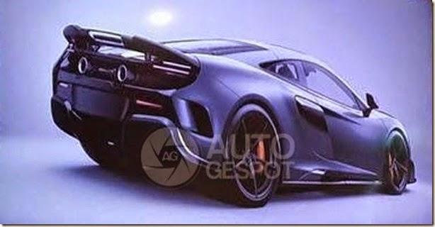 McLaren 675LT é revelada