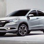 Honda mostra o HR-V para a Europa