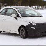 Fiat 500 reestilizado é flagrado em testes
