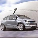 Rinspeed Budii será um dos carros mais curiosos do Salão de Genebra