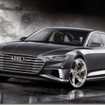 Audi mostra o novo Prologue Concept