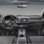 Honda mostra interior do HR-V brasileiro