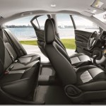 Nissan mostra interior do New Versa fabricado no Brasil