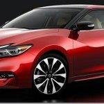 Novo Nissan Maxima tem primeiras imagens oficiais divulgadas