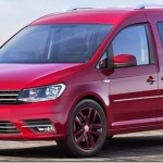 Volkswagen Caddy passa por reestilização