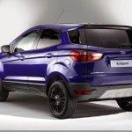 Ford EcoSport passa por mudanças na Europa e estepe passa a ser opcional