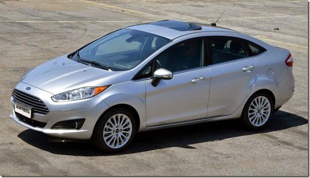 Ford Fiesta Sedan Titanium Plus é lançado por R$69.790