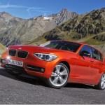 BMW Série 1 começa a ser fabricado no Brasil