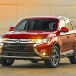 Mitsubishi Outlander estreia novo visual em Nova York
