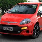 Avaliação – Diversão e adrenalina são as palavras de ordem do Fiat Punto T-Jet