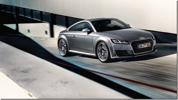 Novo Audi TT chega ao país custando a partir de R$ 209.990