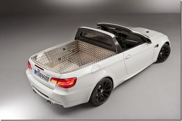 BMW diz que jamais terá uma picape