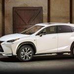 Lexus convoca recall para 23 unidades do NX 200t