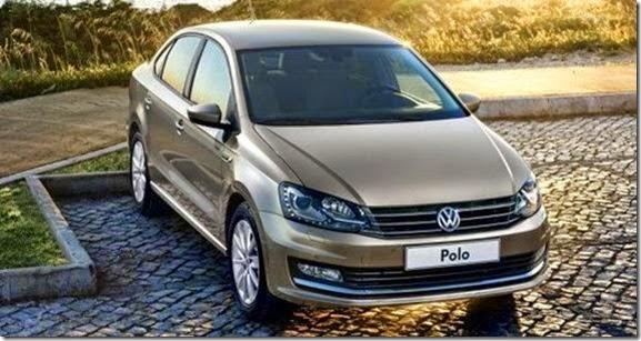 Volkswagen Polo sedã ganha facelift na Europa