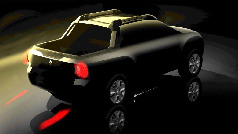 Renault Oroch está confirmada para o Salão de Buenos Aires