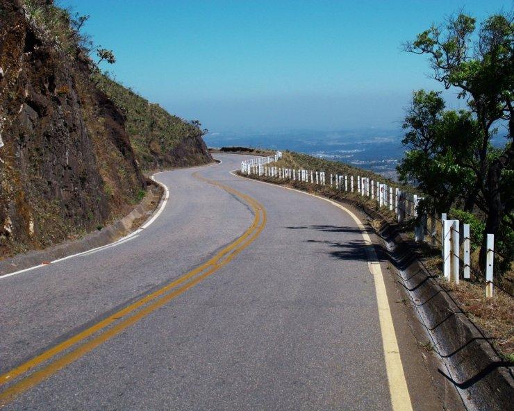 Serra do Rola Moça, MG