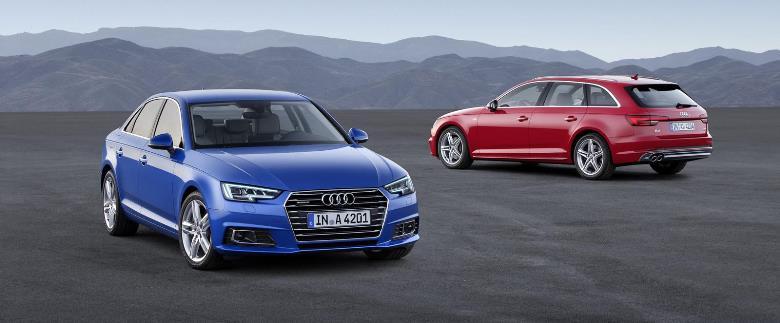 Revelado, novo Audi A4 chega maior e mais sofisticado