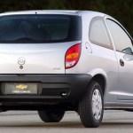 Produção do Chevrolet Celta teria encerrado em maio, dizem fornecedores