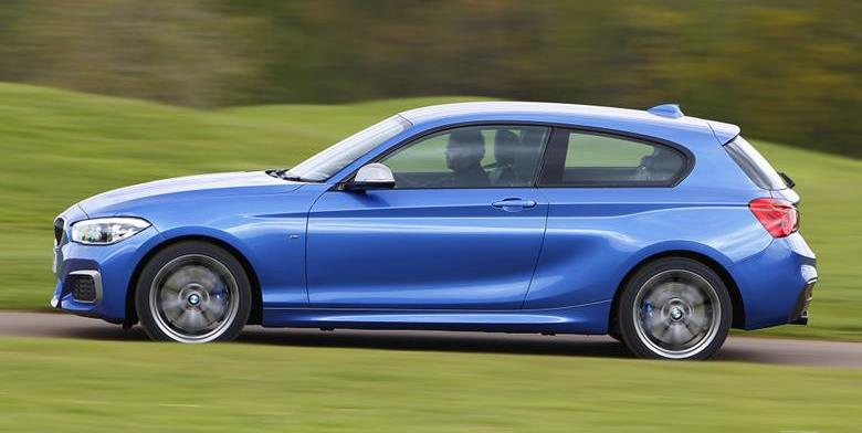 Futuro BMW Série 1 terá tração traseira, segundo executivo