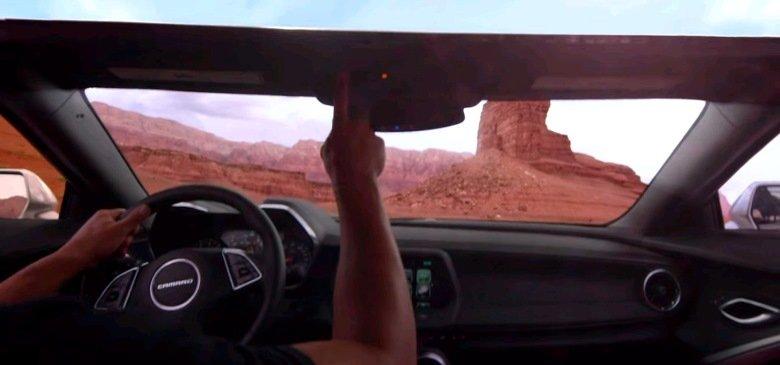 Imagens do novo Chevrolet Camaro conversível caem na web