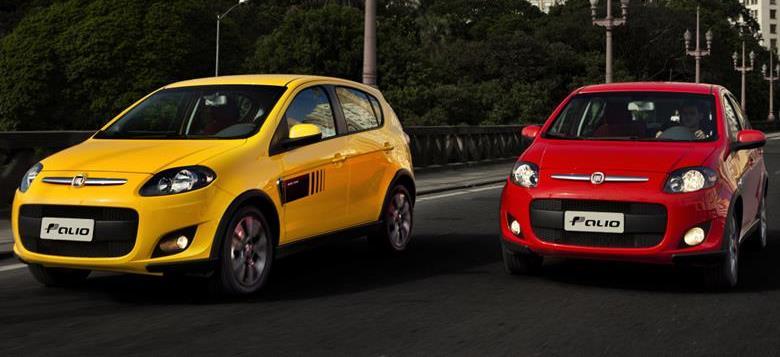Fiat Palio Fire 2016 fica mais caro e agora parte de R$ 27.590