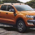 Ford Ranger reestilizada ganha versão topo de linha Wildtrak