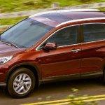 Honda CR-V chega renovado partindo de R$ 134.900