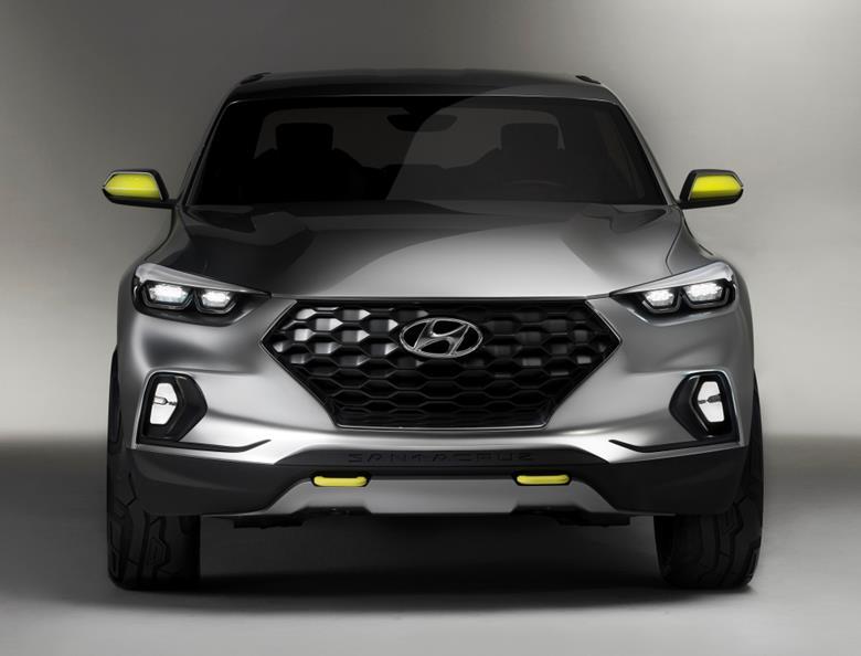 Hyundai Santa Cruz poderá ser baseada no novo Tucson