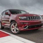 Jeep Grand Cherokee pode ganhar versão 'Trackhawk' com 710 cv