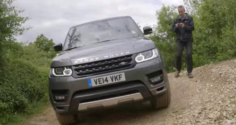 Jaguar Land Rover descarta a produção de carros autônomos