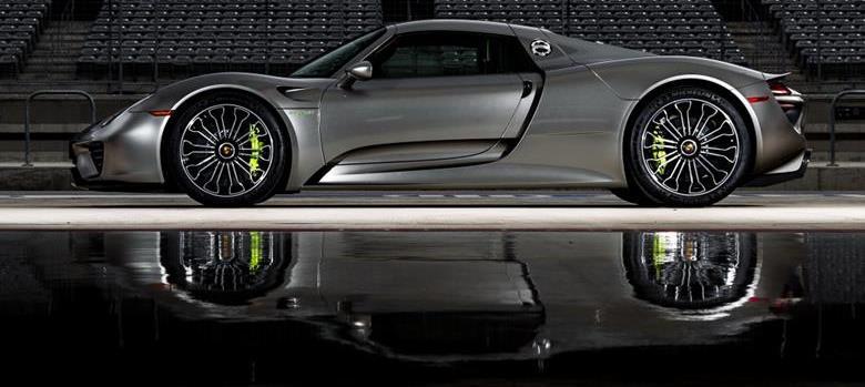 Porsche 918 Spyder tem produção encerrada na Alemanha