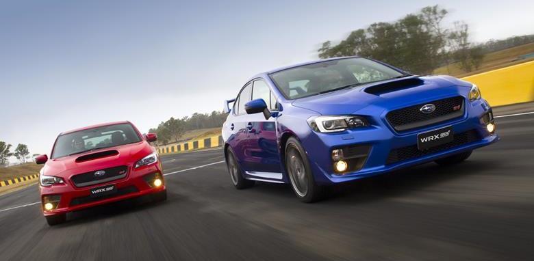 Subaru divulga preços e inicia pré-venda dos novos WRX e WRX STI no Brasil