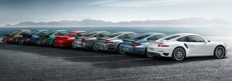 Flagrado, novo Porsche 911 estreia em setembro