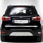 Ford EcoSport europeu ganha versão sem estepe na traseira